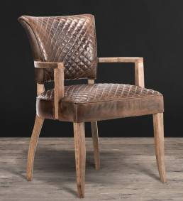 Beautfiul upholstery chair Christopher Clark furniture