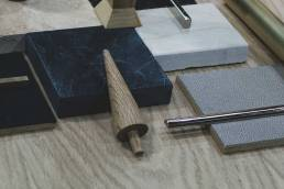 materials and tools of Christopher Clark furniture